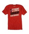 Stars Mens Performance Graphic T-Shirt 060 M