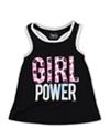 Justice Girls Power Racerback Tank Top
