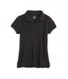 Justice Girls School Uniform Polo Shirt 610 8 1/2