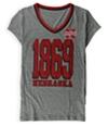 Justice Girls Nebraska Cornhuskers Graphic T-Shirt