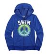 Justice Girls Glitter Sport Hoodie Sweatshirt
