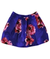 Bcx Womens Satin Bubble Skirt