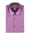 Van Heusen Mens Herringbone Button Up Dress Shirt