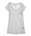 Ecko Unltd. Womens Ss Solid Scpnk Graphic T-Shirt