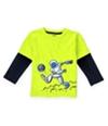 Gymboree Boys Monster Kick Graphic T-Shirt