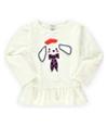 Gymboree Girls Puppy Tunic Embellished T-Shirt