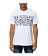 Staple Mens The Pigeon Posse Block Graphic T-Shirt