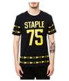 Staple Mens The Rush Graphic T-Shirt