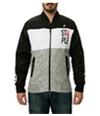 Staple Mens The Tour Track Jacket Sweatshirt