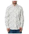 Staple Mens The Camper Ls Button Up Shirt