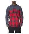 Staple Mens The Dorchester Ls Button Up Shirt