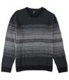 Alfani Mens Ombre' Stripe Pullover Sweater