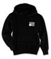 Black Scale Mens The Rebel X Script X Logotype Hoodie Sweatshirt