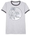 Jem Mens Palm Tree Graphic T-Shirt