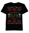 Jem Mens Xmas Graphic T-Shirt
