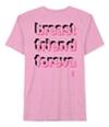 Jem Mens Breast Friend Graphic T-Shirt