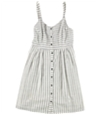 Tags Weekly Womens Striped Shift Dress