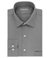 Van Heusen Mens Lux Sateen Regular Fit Button Up Dress Shirt