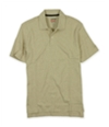 Izod Mens Basix Sun Control Upf 15 Rugby Polo Shirt