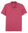 IZOD Mens Basix Sun Control Upf 15 Rugby Polo Shirt 587 S