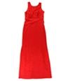 Ralph Lauren Womens Crepe Gown Dress cllctred 10