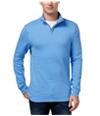 Club Room Mens Quarter-Zip Sweatshirt granadasky S