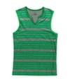 I-N-C Mens Stripe Embellished T-Shirt