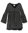 Ralph Lauren Womens Bell-Sleeve Empire Dress