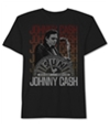 Jem Mens Johnny On Stage Graphic T-Shirt