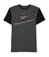 Jem Mens Genuine Draft Graphic T-Shirt
