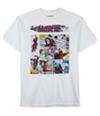 Jem Mens Daredevil Comic Graphic T-Shirt