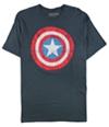 Jem Mens Captain America Graphic T-Shirt