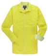 I-N-C Mens Slim Fit Check Button Up Shirt