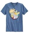 Jem Mens Rewind Graphic T-Shirt