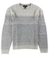 Tasso Elba Mens Fair-Isle Crew Pullover Sweater