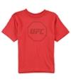 Ufc Boys Octagon Logo Graphic T-Shirt