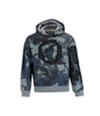 Ufc Boys Pullover Camo Fleece Hoodie Sweatshirt