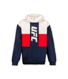 UFC Boys Ollie Pullover Hoodie Sweatshirt nvywhtred S