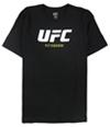 Ufc Mens Rockhold Vs Branch Graphic T-Shirt
