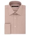 Sean John Mens Textured Button Up Dress Shirt cork 15