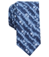 Bar Iii Mens Tie Dye Self-Tied Necktie
