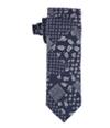 Bar Iii Mens Patchwork Self-Tied Necktie