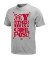 Umbro Boys Goal Post Graphic T-Shirt