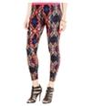 Material Girl Womens Printed Casual Leggings
