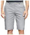 Calvin Klein Mens Twill Casual Walking Shorts