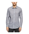 Calvin Klein Mens Slim Fit Geo Print Button Up Shirt