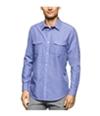 Calvin Klein Mens Rolling Button Up Shirt