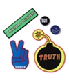 Levi's Unisex Truth Bomb Decorative Sewing Patch