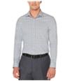 Perry Ellis Mens Non-Iron Button Up Shirt