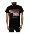 Black Scale Mens Everywhere T Graphic T-Shirt